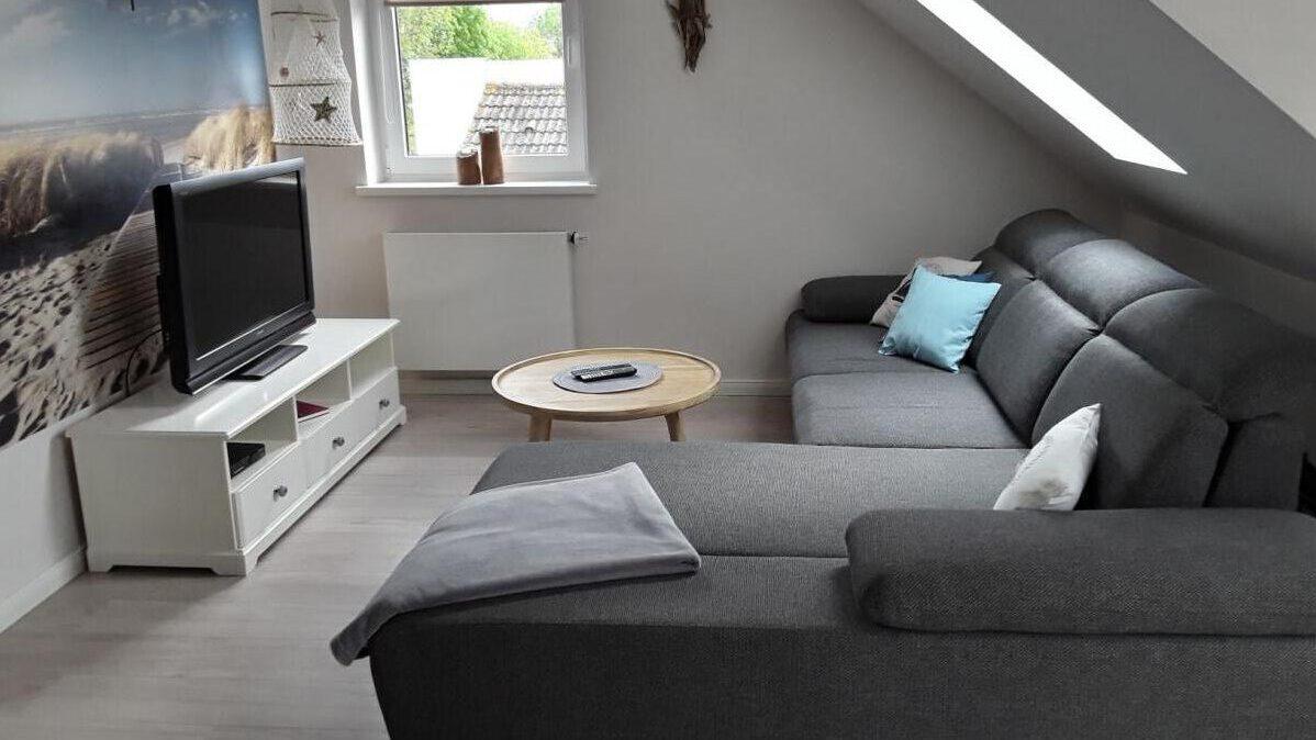 Wohnung 4 Wohnzimmer